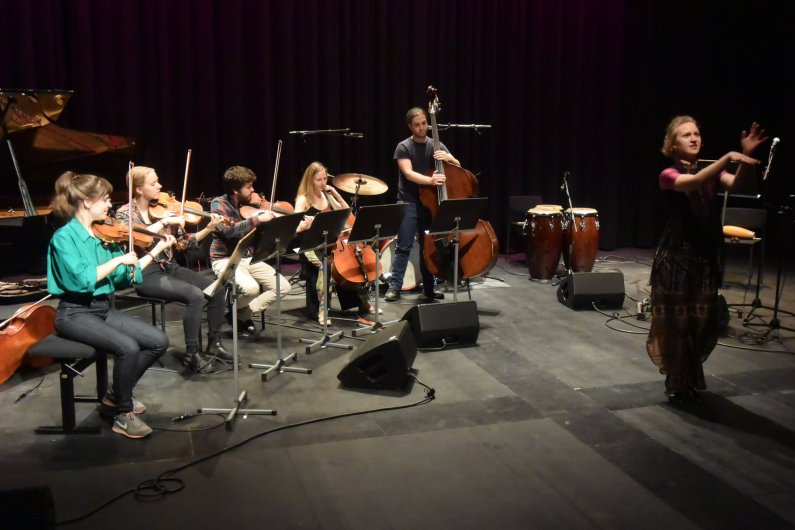 Photo: Jorma Airola @ Music Center Black Box, Helsinki